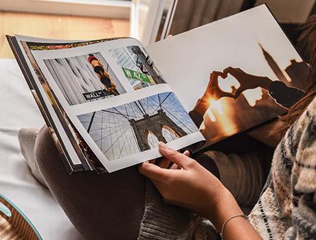 Simple o collage, tú decides la disposición de cada página