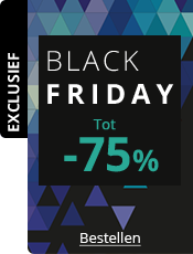 Black Friday Tot 75% korting