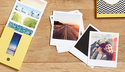 Photo Printing in Retro Style