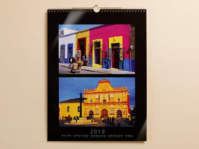 Calendrier bureau luxe photobox calendrier de bureau photobox