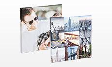 Mini-Fotoleinwand 20x20cm
