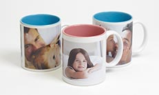 Colour Bright Photo Mug