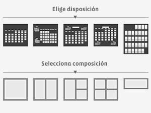 Crear calendario con fotos - programa Hofmann