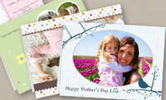 Personalised Mothers day Cards