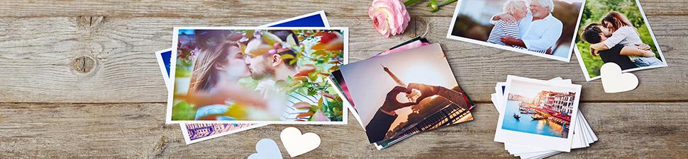 Stampe foto di diversi formati