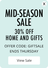 MID-SEASON SALE - 30% OFF ALL Home Gifts