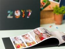 Livre Photo de votre année