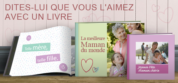 livre citation maman personnalis avec vos photos photobox. Black Bedroom Furniture Sets. Home Design Ideas