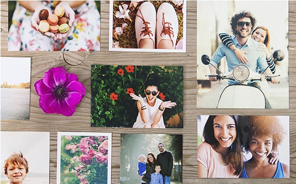 Photo Prints 30% OFF, no minimum spend required