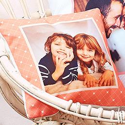 Coussin personnalisé spécial cadeau fêtes des mères