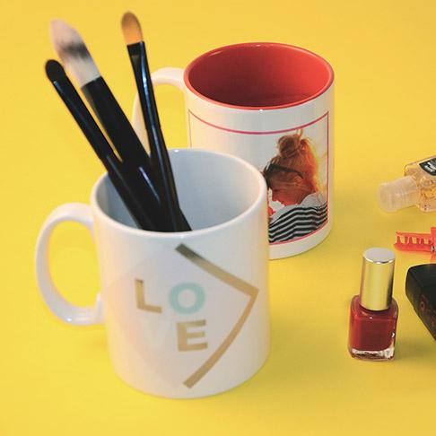 Mugs à thème cadeau fête des mères