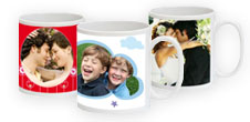 Personalise your own mug with a photo