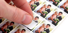 Personalise Stickers with your own photo