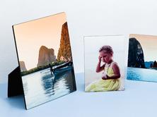 Wood Photo Panel