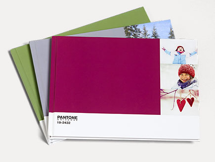A4 Pantone Photo Books