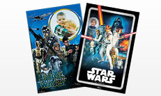 Star Wars plakat