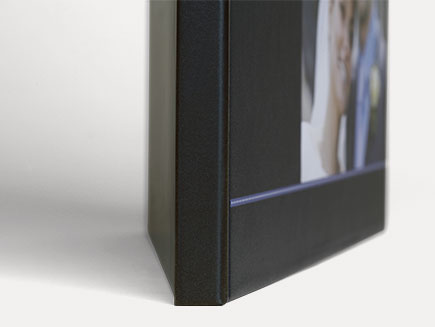 Personalsed Cover and spine