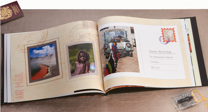 A3 Personalised Photo Book