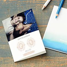 Personalisierte Grusskarten und Einladungen mit Foto
